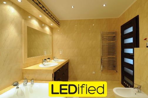 Ledified Led Lights For The Bathroom