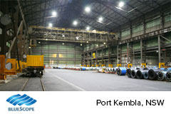 Case Study of BlueScope Port Kembla NSW