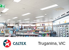 Case Study of Caltex VIC