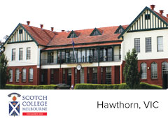 Case Study of Scotch College VIC